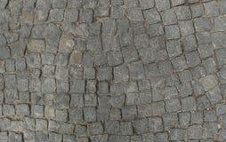 Camino de piedra gris Fotografía de archivo libre de regalías