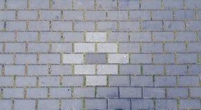 Camino de piedra urbano Foto de archivo libre de regalías