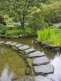 Camino de piedras Imagen de archivo
