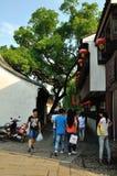 Camino de Pingjiang Foto de archivo libre de regalías