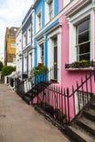 Camino de Portobello en Londres Fotografía de archivo