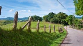 Camino de Santiago Royalty Free Stock Photos