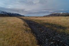 Camino de tierra Fotografía de archivo libre de regalías