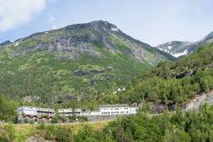 Camino de Trollstigen Foto de archivo