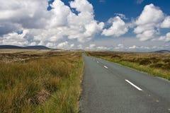 Camino de Wicklow Foto de archivo
