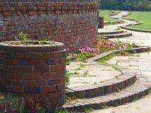 Camino del enrollamiento. Imagen de archivo