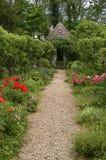 Camino del jardín Foto de archivo libre de regalías