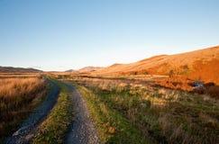 Camino del Jura Imagenes de archivo