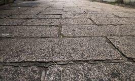 Camino del ladrillo Fotografía de archivo