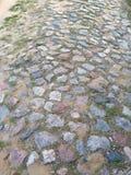 Camino del pavimento Fotos de archivo
