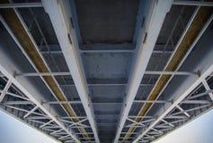 Camino del puente Foto de archivo libre de regalías