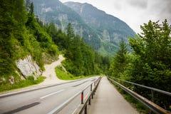 Camino en Austria Imagen de archivo
