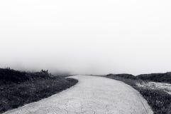 Camino a en ninguna parte Fotografía de archivo
