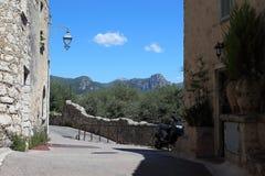 Camino en Provence Fotos de archivo