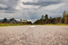Camino a Eslovenia Fotografía de archivo