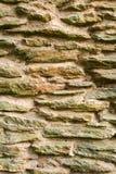 Camino fatto della pietra dell'ardesia - fondo Fotografie Stock
