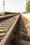 Camino ferroviario Imagenes de archivo