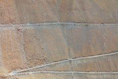Camino a gran altitud Imagen de archivo