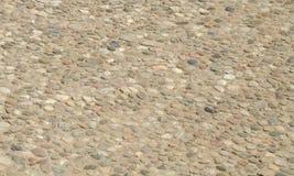 camino hecho de piedras Imágenes de archivo libres de regalías