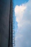 Camino industriale fotografie stock