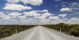 Camino interminable Fotografía de archivo libre de regalías