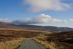Camino irlandés Imágenes de archivo libres de regalías