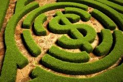 Camino a la libertad financiera Imagen de archivo