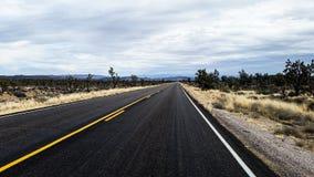 Camino largo de correr Imagen de archivo libre de regalías
