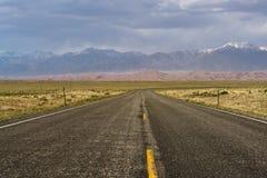 Camino a las dunas Imagen de archivo