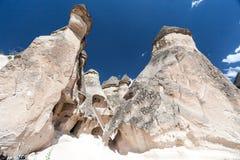 Camino leggiadramente Cappadocia Fotografia Stock