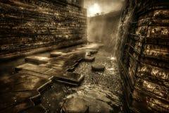 Camino místico Imágenes de archivo libres de regalías
