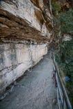 Camino nacional del tablón de Hunan Zhangjiajie Forest Park Yangjiajie Wulongzhai Imagen de archivo libre de regalías