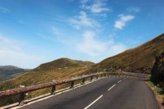 Camino a Pas de Peyrol Foto de archivo libre de regalías