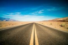 Camino rápido Foto de archivo libre de regalías