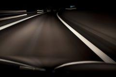 Camino rápido Imagen de archivo libre de regalías