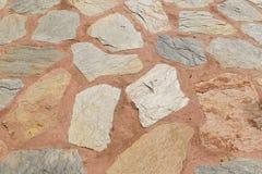 Camino rocoso Imagenes de archivo