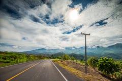 Camino rural 6 Fotografía de archivo