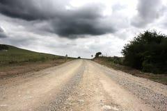 Camino salvaje Imagenes de archivo