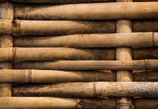 Camino sucio del bambú de la armadura del Grunge Fotos de archivo libres de regalías