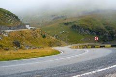 Camino Transfegerash Imagen de archivo