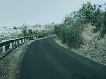 Camino Untraveled imágenes de archivo libres de regalías