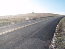 Camino vacío Foto de archivo