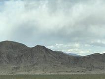 Camino a Vegas Fotografía de archivo
