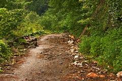 Camino viejo Foto de archivo