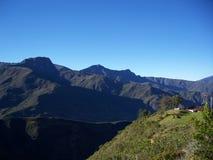Camino a & x22;Los Nevados& x22; Royalty Free Stock Image