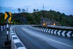 Caminos de la carretera Imagenes de archivo