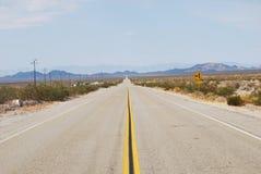 Caminos de la perspectiva Fotografía de archivo libre de regalías