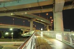 Caminos de Tokio Imagen de archivo libre de regalías