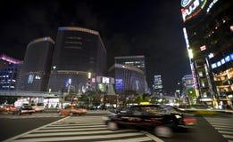 Caminos de Tokio Fotografía de archivo