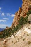 Caminos del Gran Cañón - Arizona Imagen de archivo